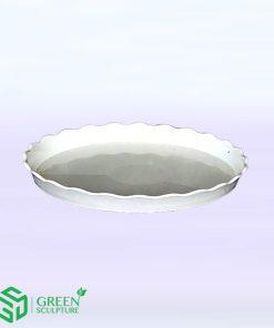 Dĩa nhựa 33