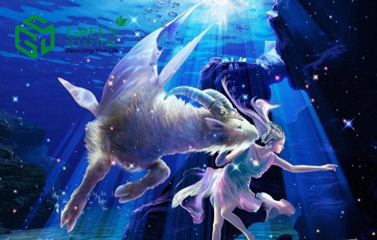 Biểu tượng cung Bạch Dương là hình ảnh con Cừu can đảm